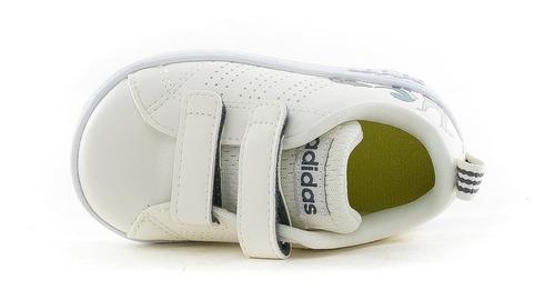 zapatillas vs advantage clean blanco adidas