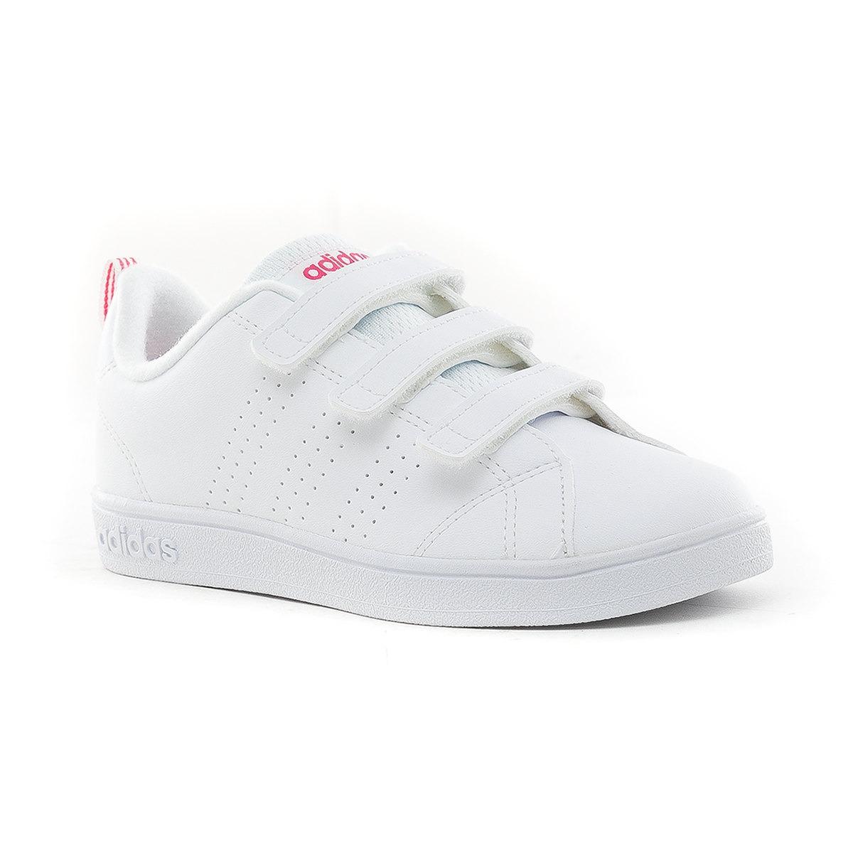 low priced 62a1c fb7e3 zapatillas vs advantage clean blanco adidas. Cargando zoom.
