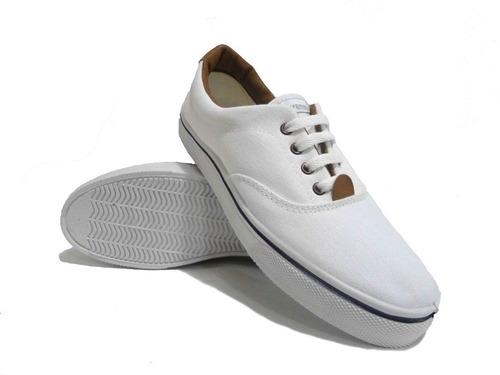 zapatillas wembly $110 por mayor de lona reforzadas