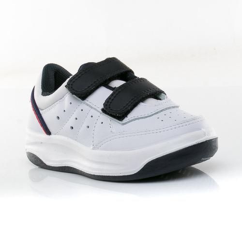zapatillas x forcer kids white topper