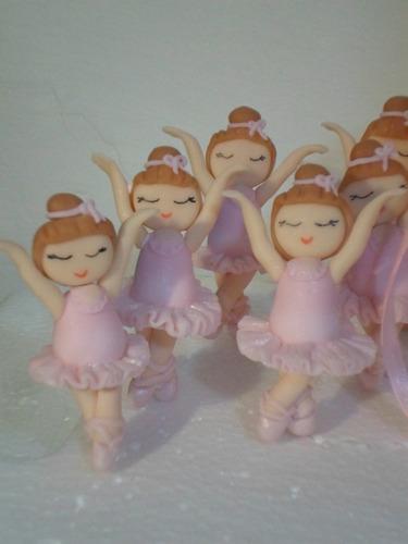zapatillas y bailarinas ballet- adorno torta porcelana