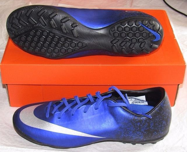 2ae67607f02d7 Zapatillas Y Chimpunes Nike Mercurial Victory V Cr7 - S  370