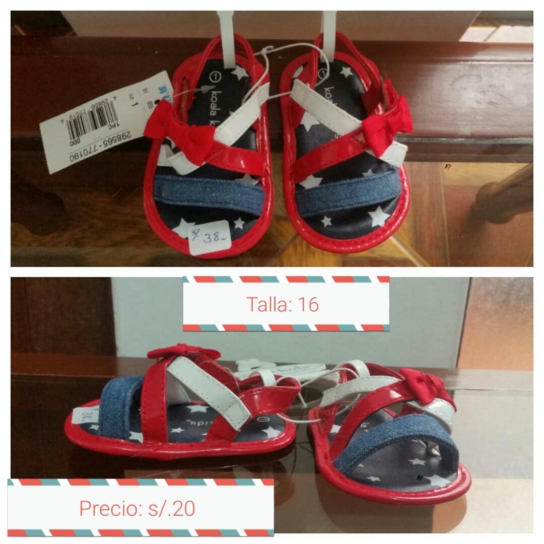 49d1edcc34eee zapatillas y sandalias importado para bebe talla 16 y 18. Cargando zoom.