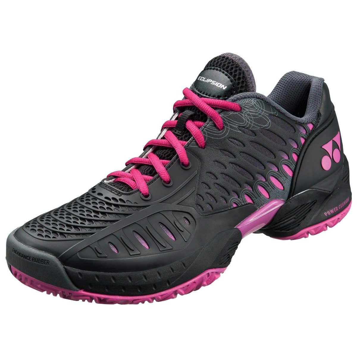 07b936a7a35ac zapatillas yonex eclipsion mujer all court tenis padel negra. Cargando zoom.