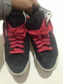Zapatillas Zapatos Borcego Timberland 43 Nike adidas Zara Rever Pony