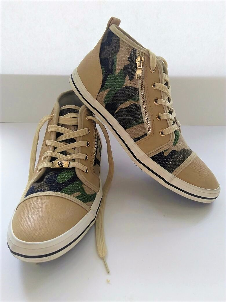 Unisex Ny Camouflage Zapatillas Importadas Hombre Zapatos nOwvN0m8