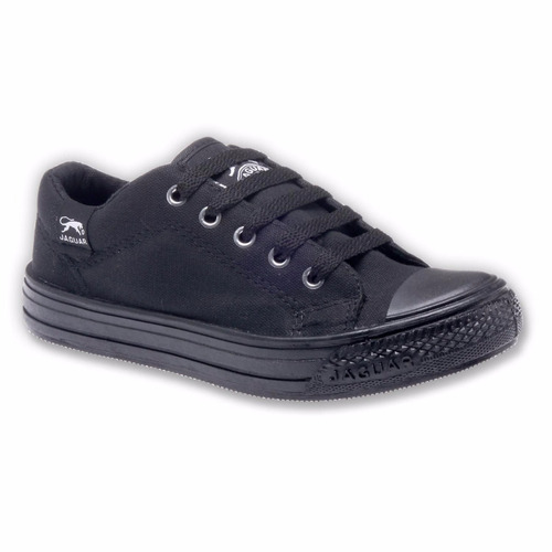 zapatillas zapatos jaguar lona modelo 320 rojo oferta