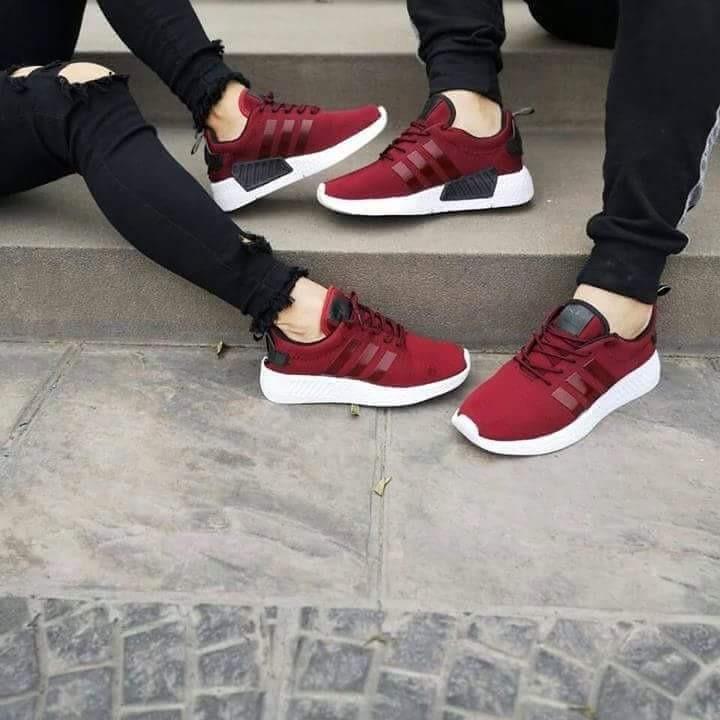 Zapatillas Zapatos Para Parejas adidas
