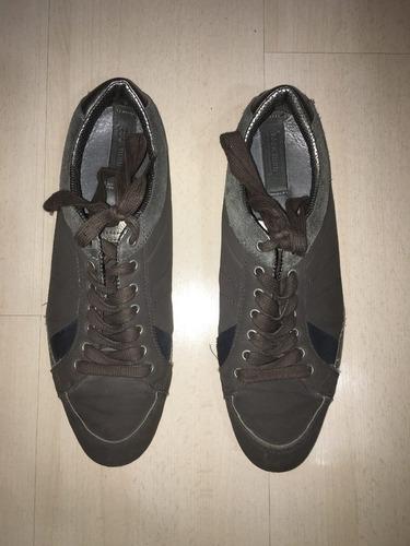 zapatillas zara hombre como nuevas