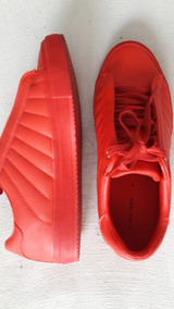 mejores zapatillas de deporte d1218 e4402 Zapatillas Zara Rojo De Madrid Talle 40! Envió Gratis!