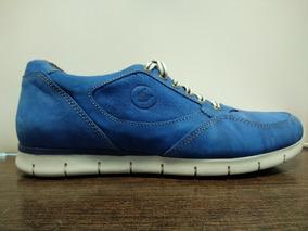 Hombre 100 Zapatillas Zurich Azul Vestir qUVzpSMG