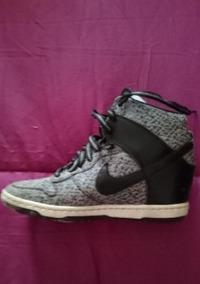 182762f1 Zapatillas Taco Interno Nike Mujer - Ropa y Accesorios en Mercado ...