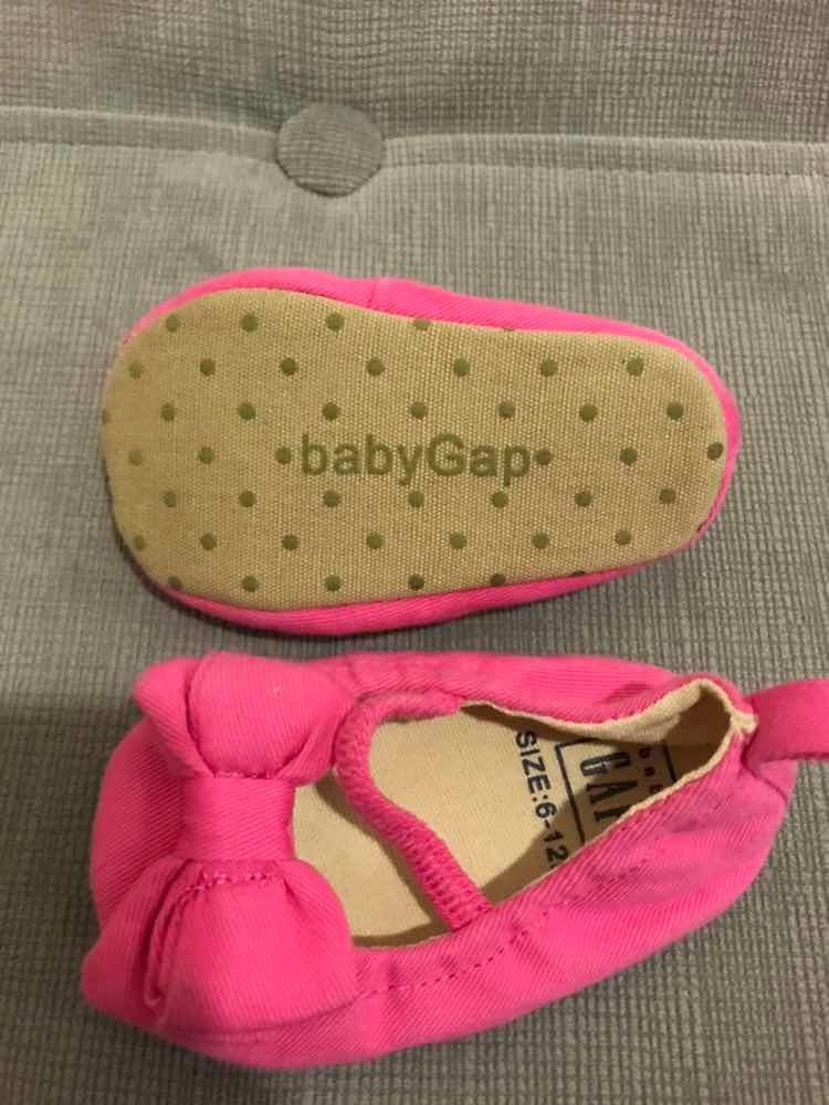 e59ee58227acf Zapatitos Niña Baby Gap -   95.00 en Mercado Libre