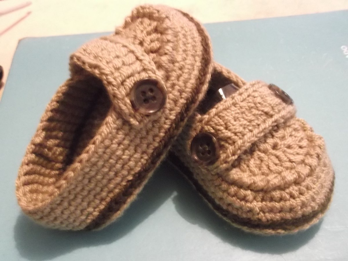 7dd4d346b zapatitos a crochet