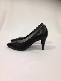 31d24641 Zapatos Carducci De Cuero Negro N° 38 Mujer - Calzados en Mercado ...