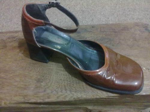 zapato 5ta  avenue dama nº 38