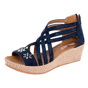 c69fa503 Zapatos De Plataforma Con Tirantes Otros Tacones Ninas - Zapatos para Niñas  Tacos en Mercado Libre México