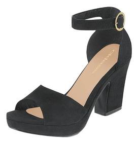91926697 Zapatos Aviesta Con Moño Atras Mujer Cklass Ninas - Zapatos Negro en Mercado  Libre México