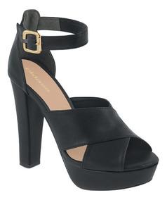 1070bb39 Zapatos Zapatillas Tacones Cklass Mujer - Zapatos para Niñas Negro ...