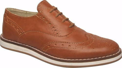 zapato acordonado cuero arians 1955 23 al 26