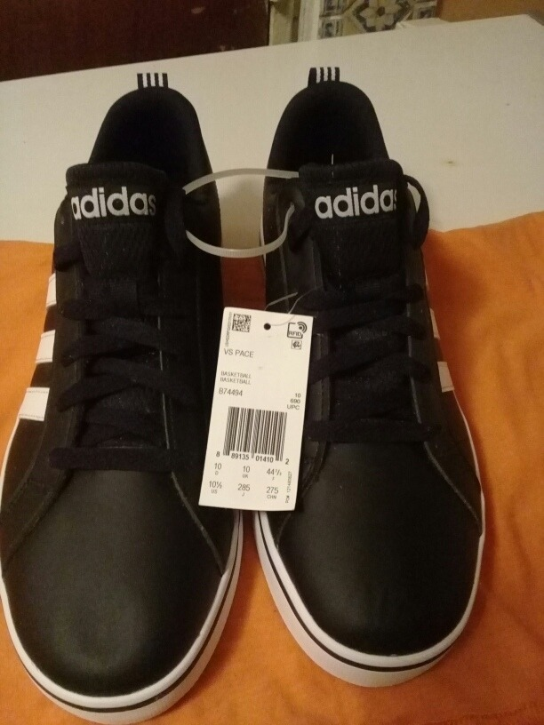 adidas zapatos cuero