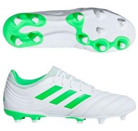 Zapato adidas Fútbol Copa 19.3 Blanco Original Envío Gratis