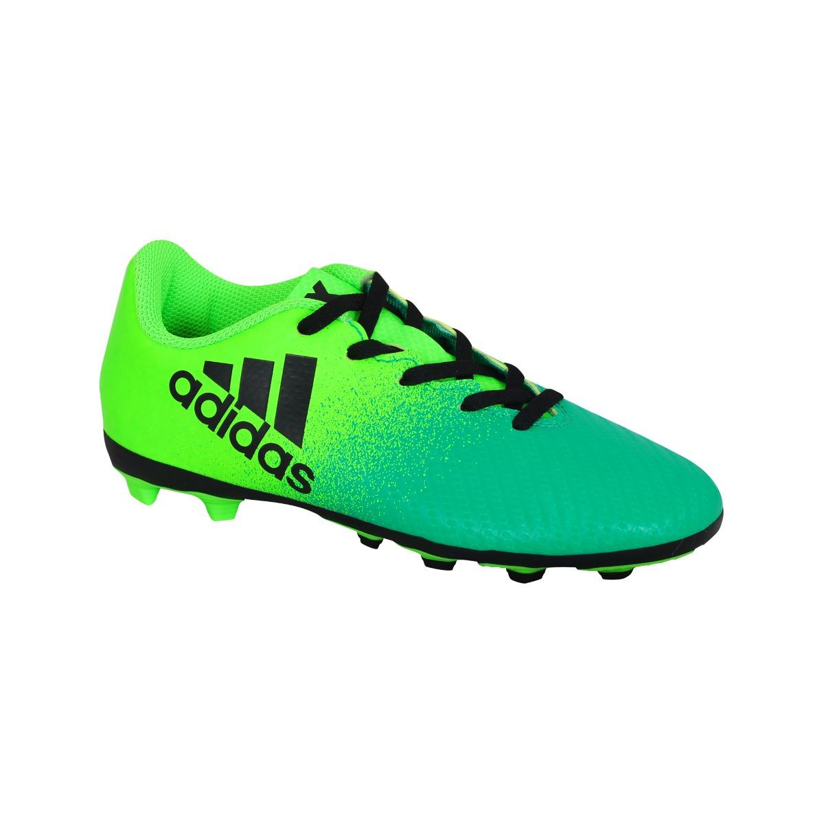 En 099 Futbol Zapato 4 X Libre 1 Niño 16 Verde Adidas Mercado 00 Fg PpwBqzw