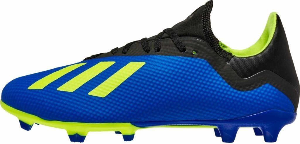 best loved 458ba 983eb zapato adidas fútbol x 18.3 fg azul original envío gratis. Cargando zoom.