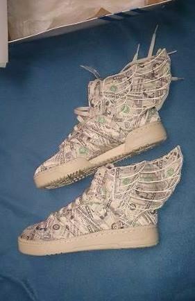 zapato adidas jeremy scott