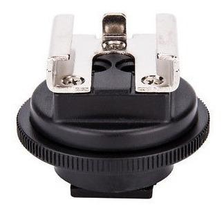 Adaptador de zapata para Sony DCR-DVD710; DCR-DVD408; DCR-DVD810