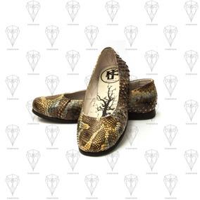 81129c1e Zapatos Baltarini 24 Horas - Flats Naranja oscuro en León en Mercado ...
