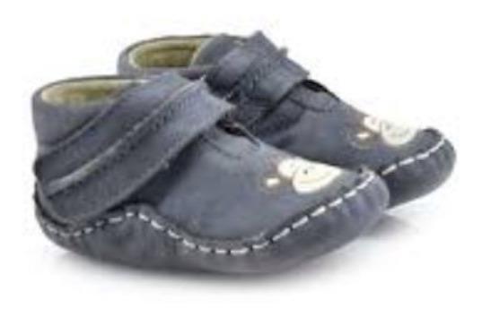 Original Meses Clarks 9 Baby Nuevo 12 Zapato Bebe mOwvnN08
