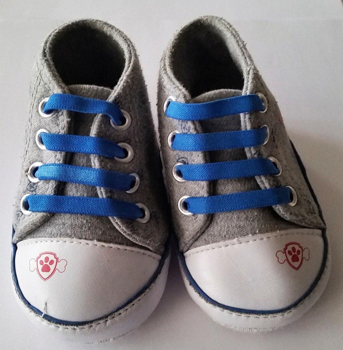 268afd88208 zapato bebe patrulla canina niño talla 18. Cargando zoom.
