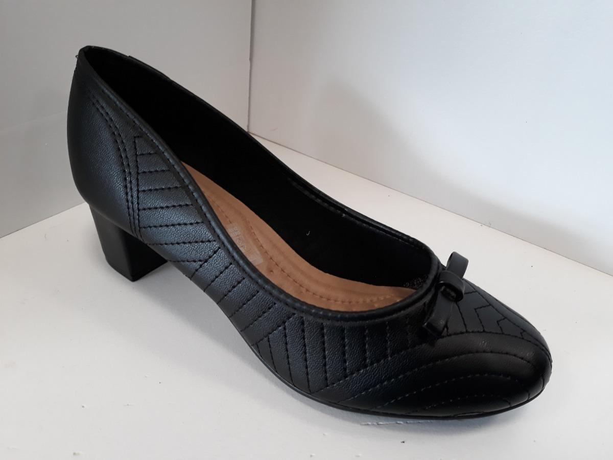 1633a18d753 zapato beira rio mujer taco cudrado 5cm uniforme moño. Cargando zoom.