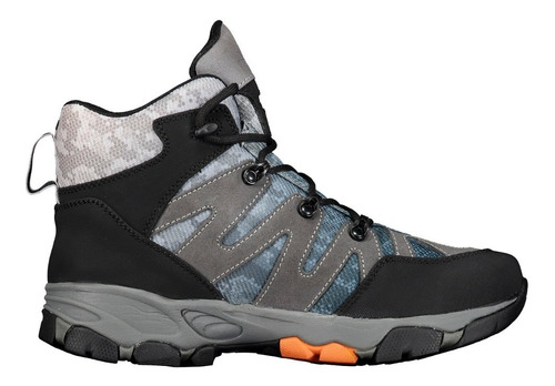 zapato berrendo 2016  gris/azul suela vibram hombre o mujer
