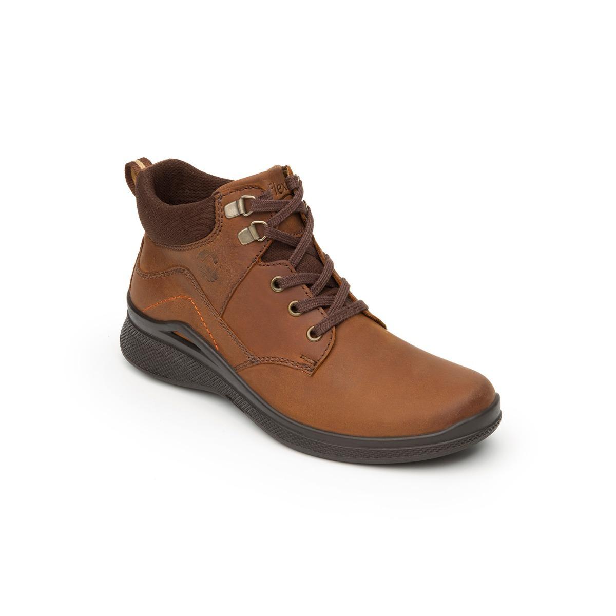 427cd1c09a0 Zapato bota flexi dama mujer cafe casual cargando zoom jpg 1200x1200 Flexi  calzado botas dama