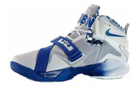 detailed look 1175c 5a67e Zapato Bota Nike Jordan Lebron Soldier Ix Talla 8 +camiseta