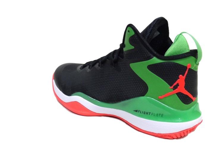 Bota Zapato Nike Jordan Superfly 3 Talla 12 +camiseta Regalo