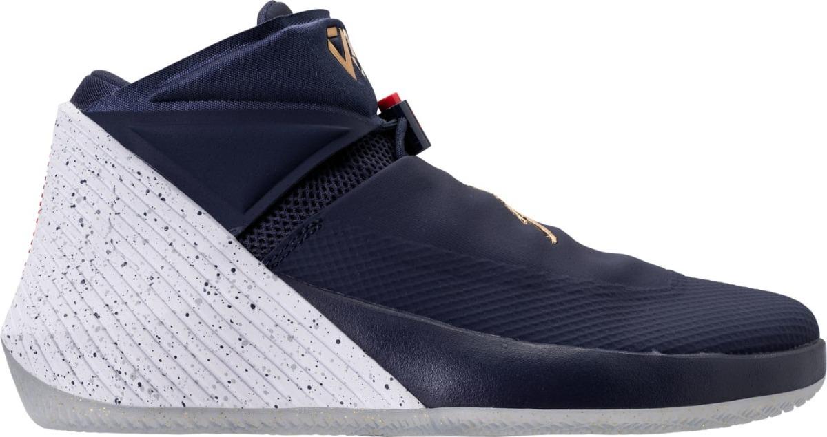 Zapato Bota Nike Jordan Why Not Zer Talla 8.5 +camisetaregal