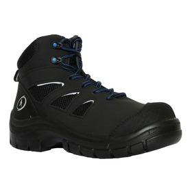 Zapato Bota Riverline Spy01 Industrial Casco Policarbonato