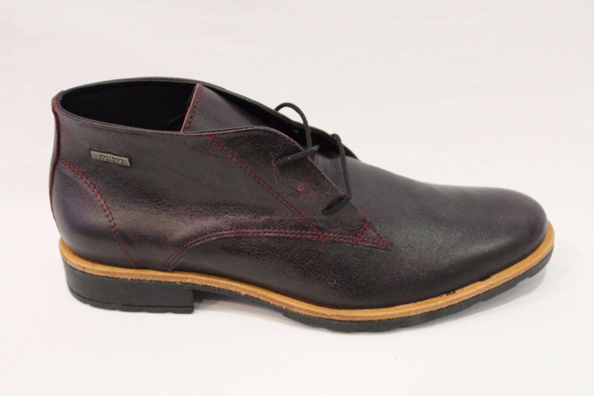panther zapato cuero hombre zoom art vestir Cargando bota 16853 marca qwA10 bb441445fd4e