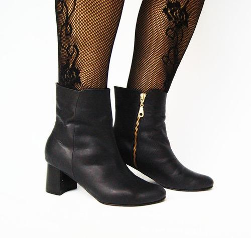 zapato botas mujer