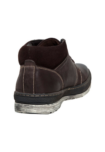 zapato botin marrón jarman n° 43