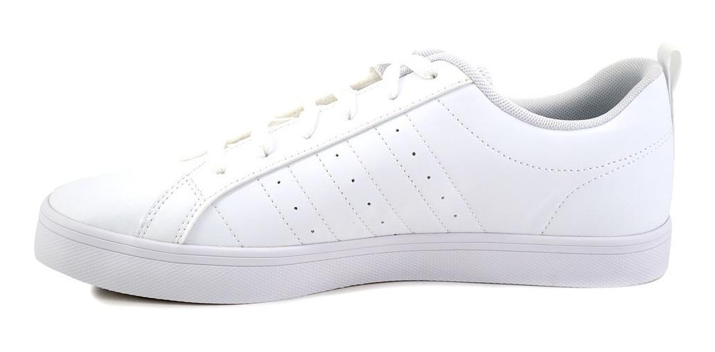 zapatos hombre casuales adidas blaco