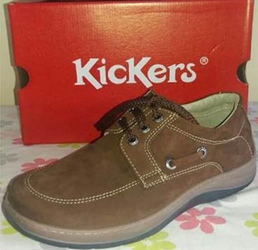 53026b0e Zapato Casual Caballero Marca Kickers Originales - Bs. 95,00 en ...
