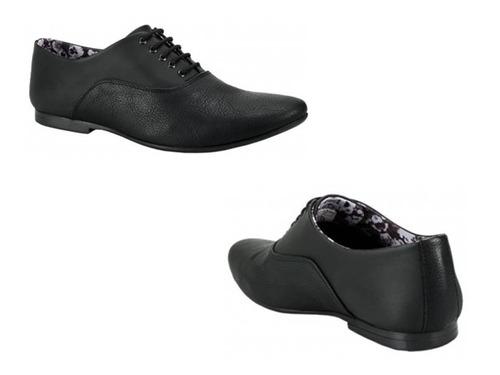 zapato casual choppard 6002 id 152480 negro caballero