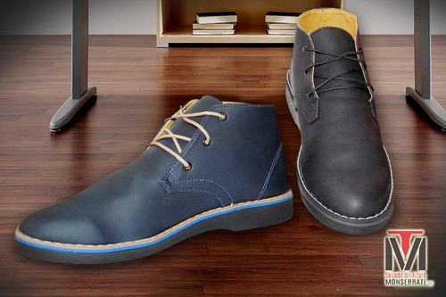 zapato casual hombre boss for men color negro, oro y azul