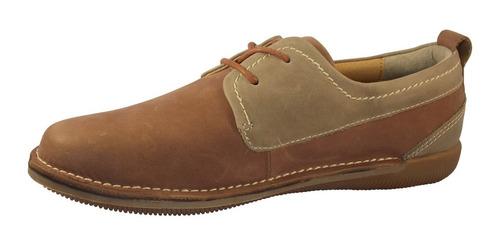 zapato casual mujer 100% cuero 4ss1316 (35 al 40) fagus