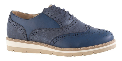 zapato casual navy 4sz1420 (35 al 40) fagus