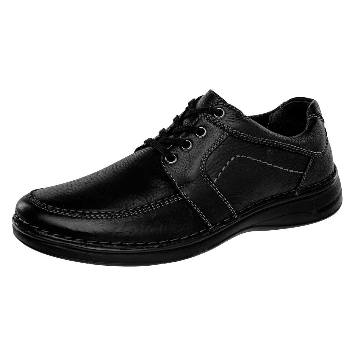 zapato casual para caballero marca flexi negro 67301 dgt. Cargando zoom. 94087662e3ee